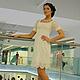 """Платья ручной работы. Платье """"Нежность"""". 'Элли' Мастерская Ольги Мирясовой (ellidesign). Ярмарка Мастеров. Нарядное платье, кружево"""