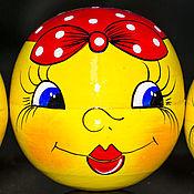Сувениры и подарки handmade. Livemaster - original item roly-poly musical gingerbread man. Handmade.