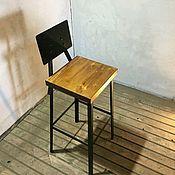 Стулья ручной работы. Ярмарка Мастеров - ручная работа Барный стул Annecy. Handmade.