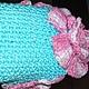 """Одежда для собак, ручной работы. Платье """"Цветочная поляна"""". Наталья (maya-lora). Ярмарка Мастеров. Акрил, акрил"""
