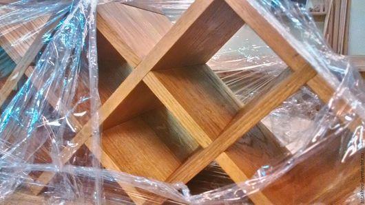 дубовая мебель на заказ, мебель ручной работы, полка дубовая