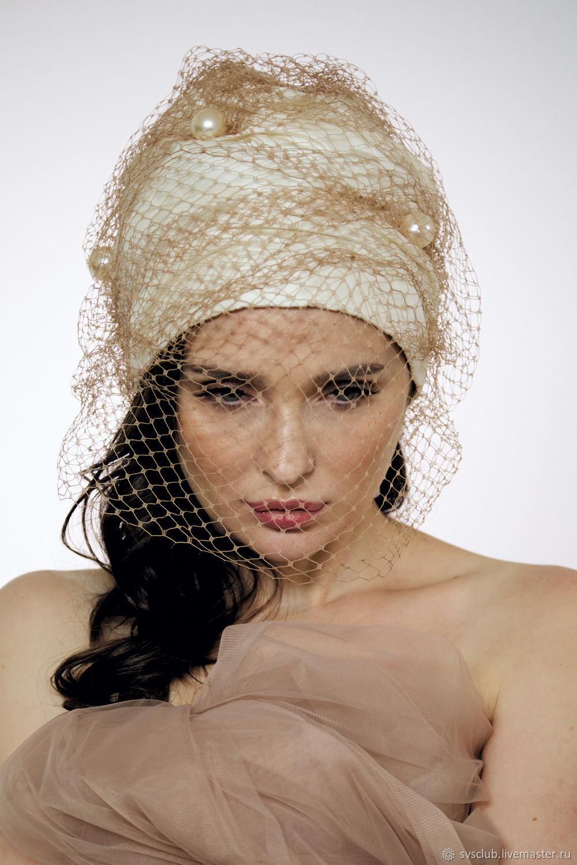9a39853eb70 Hats handmade. Livemaster - handmade. Buy Evening turban hat hijab head  wrap millinery with ...