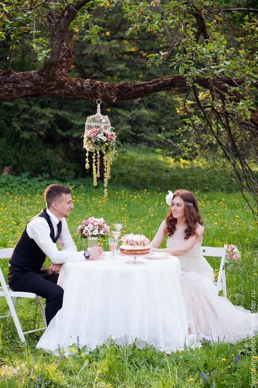 Свадебные аксессуары ручной работы. Ярмарка Мастеров - ручная работа. Купить Оформление свадебной фотосессии, лавстори. Handmade. Розовый