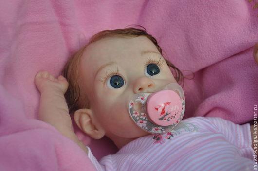 Куклы-младенцы и reborn ручной работы. Ярмарка Мастеров - ручная работа. Купить Кукла реборн Пиксюша. Handmade. Ольга шувалова