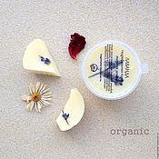 Косметика ручной работы handmade. Livemaster - original item Hydrophilic tile for washing organic. Handmade.