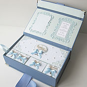 """Подарки к праздникам ручной работы. Ярмарка Мастеров - ручная работа """"Мамины сокровища"""" для мальчика   #239. Handmade."""