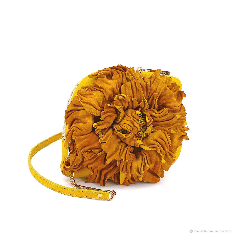 Мини Пион, Женские сумки, Санкт-Петербург, Фото №1