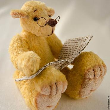 Куклы и игрушки ручной работы. Ярмарка Мастеров - ручная работа Профессор Роберт. Handmade.
