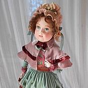 """Куклы и игрушки ручной работы. Ярмарка Мастеров - ручная работа Авторская кукла """" Маша Папье 2"""" Для примера. Handmade."""