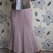 Одежда ручной работы. Ярмарка Мастеров - ручная работа Юбка+воротник-снуд. Handmade.