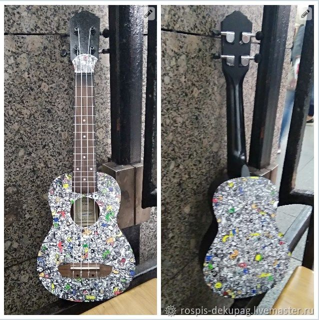 Укулеле(сопрано)гавайская гитара, Инструменты, Санкт-Петербург, Фото №1