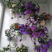 Цветы и флористика handmade. Livemaster - original item Stand for flowers Calla lilies for 10 rings. Handmade.