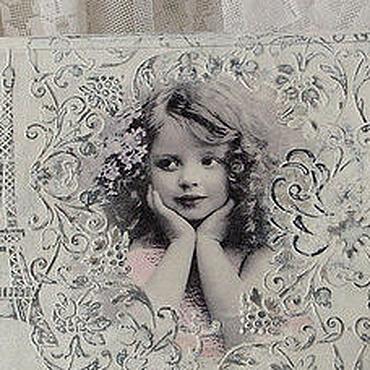 """Для дома и интерьера ручной работы. Ярмарка Мастеров - ручная работа Шкатулка чемоданчик   шебби-шик """" Окно в Париж"""". Handmade."""