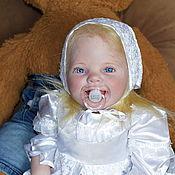 Куклы и игрушки handmade. Livemaster - original item Reborn doll ALICE. Handmade.