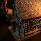 Сувениры и подарки ручной работы. Ярмарка Мастеров - ручная работа Пряничный домик. Handmade.
