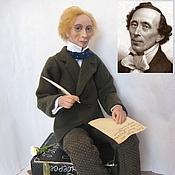 Куклы и игрушки ручной работы. Ярмарка Мастеров - ручная работа Ганс Христиан Андерсен. Handmade.