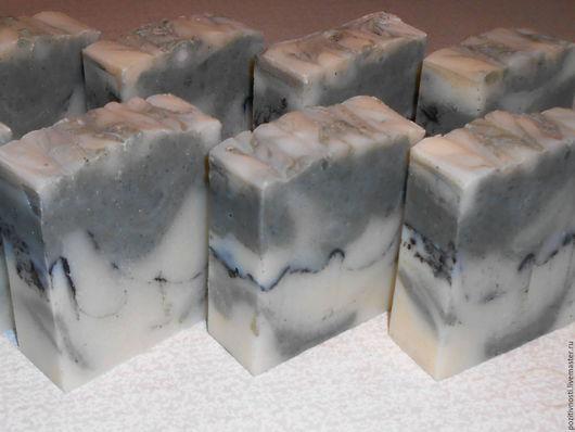 """Мыло ручной работы. Ярмарка Мастеров - ручная работа. Купить """"Туманный Альбион""""- мужское мыло с нуля. Handmade. Мужское мыло"""