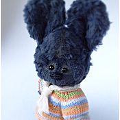 Куклы и игрушки ручной работы. Ярмарка Мастеров - ручная работа Зайка - авторская коллекционная игрушка. Handmade.