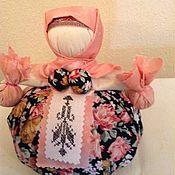 Куклы и игрушки ручной работы. Ярмарка Мастеров - ручная работа Кукла Кубышка  - травница. Handmade.