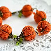 Украшения handmade. Livemaster - original item Bracelet of thread,