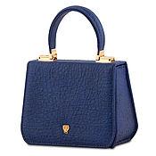 Сумки и аксессуары handmade. Livemaster - original item Small women`s leather crossbody bag AINALHAI. Handmade.