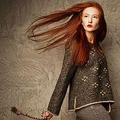 Одежда ручной работы. Ярмарка Мастеров - ручная работа Монголка. Handmade.