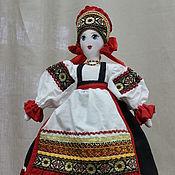 Народная кукла ручной работы. Ярмарка Мастеров - ручная работа Кукла в русском народном стиле. Handmade.