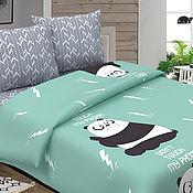 Для дома и интерьера handmade. Livemaster - original item Cotton bed linen for children. Handmade.