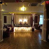 Свадебный салон ручной работы. Ярмарка Мастеров - ручная работа бордовая свадьба. Handmade.