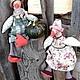 Куклы Тильды ручной работы. Гусь в стиле Прованс. Kukla-art. Ярмарка Мастеров. Украшение для интерьера, искусственные цветы