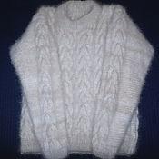 Sweaters handmade. Livemaster - original item Women`s knitted sweater. Handmade.
