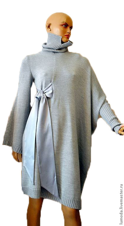 """Платья ручной работы. Ярмарка Мастеров - ручная работа. Купить Платье """"Шепот лунного сада"""". Handmade. Платье вязаное"""