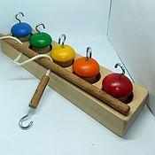 Куклы и игрушки handmade. Livemaster - original item Board game of Ribolov. Handmade.
