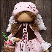 Куклы и игрушки ручной работы. Ярмарка Мастеров - ручная работа Фея моего сада. Ароматизированная Интерьерная Кукла. Handmade.