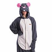 Субкультуры handmade. Livemaster - original item Costume kigurumi Mouse MOUSE KIGU. Handmade.