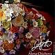 Букет из японской полимерной глины claycraft by deco. С полевыми цветами. Автор Алена Чижова.