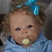 Куклы и игрушки ручной работы. Ярмарка Мастеров - ручная работа Кукла реборн Варюша( куклы реборн Дмитриевой Ирины). Handmade.