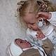 Куклы-младенцы и reborn ручной работы. Ярмарка Мастеров - ручная работа. Купить Ромашка. Handmade. Ромашка, генезис