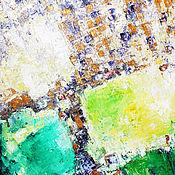"""Картины и панно ручной работы. Ярмарка Мастеров - ручная работа """"Атлант"""", 80/60. Handmade."""