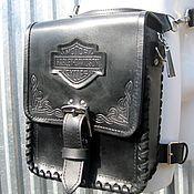 Сумки и аксессуары handmade. Livemaster - original item Waist bag: Hip bag. Handmade.