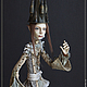 Коллекционные куклы ручной работы. Ярмарка Мастеров - ручная работа. Купить ТРИКСТЕР. Handmade. Серый, Прага