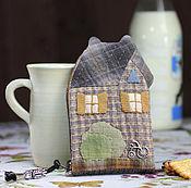 Сумки и аксессуары handmade. Livemaster - original item the purse house. Handmade.