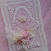 Свадебный салон handmade. Livemaster - original item Handmade wedding card. Handmade.
