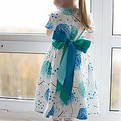 """Платья ручной работы. Ярмарка Мастеров - ручная работа """"Волшебные одуванчики"""". Handmade."""