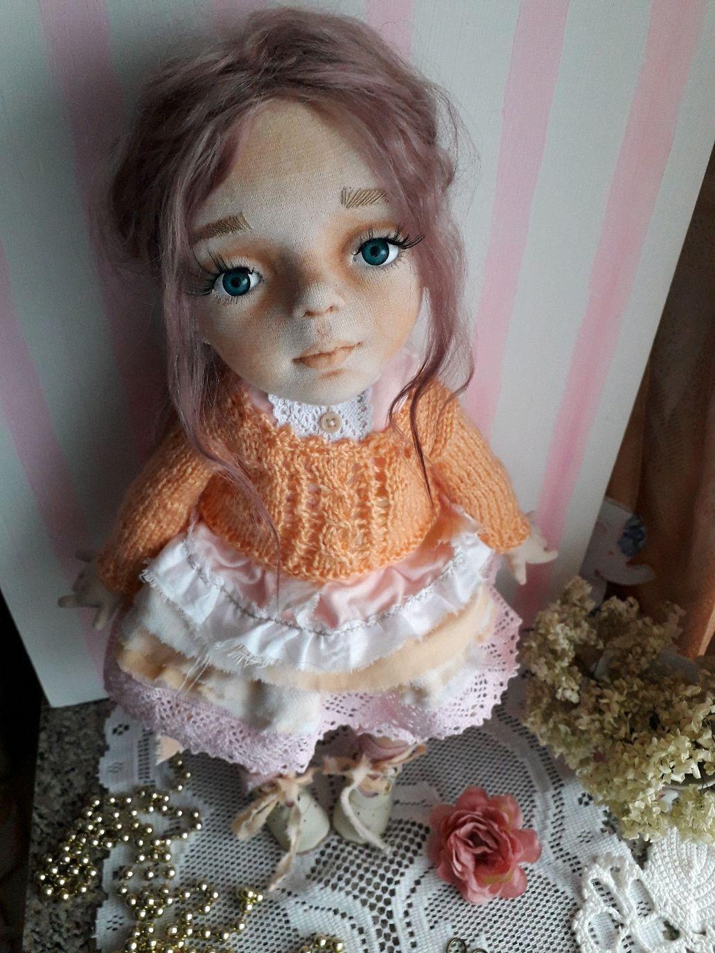 Яруняшка Милана, Коллекционные куклы, Духовщина, Фото №1