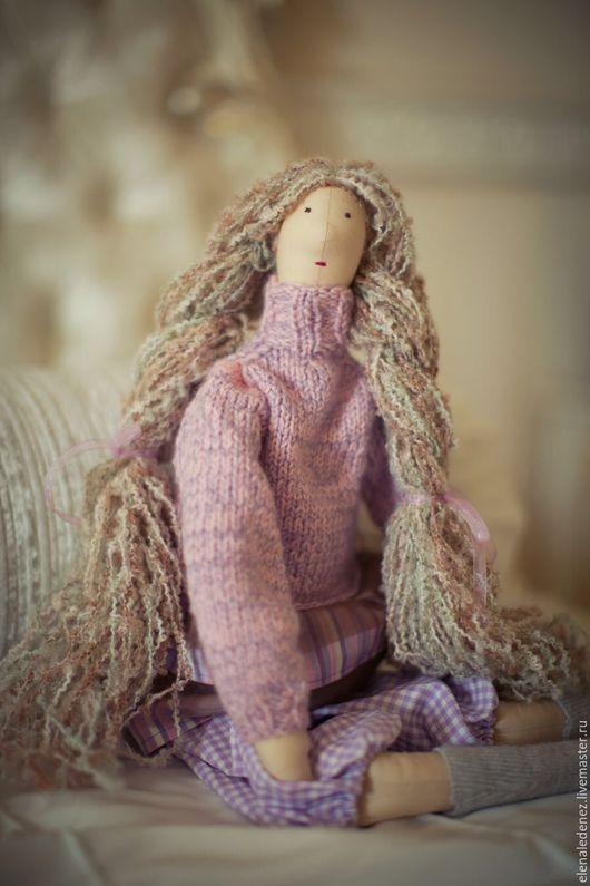 Куклы Тильды ручной работы. Ярмарка Мастеров - ручная работа. Купить Кукла Тильда для интерьера и игр. Handmade. Кремовый