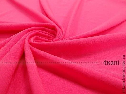 001-005 Масло `теплое`(матовое). Цвет розовый неон. 95%пэ, 5%эластан 330г/мп(220г/м2) Ширина 140см. 440руб