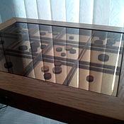 Для дома и интерьера ручной работы. Ярмарка Мастеров - ручная работа Столик для коллекций. Handmade.