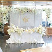 Декор ручной работы. Ярмарка Мастеров - ручная работа Декор: оформление свадьбы. Handmade.