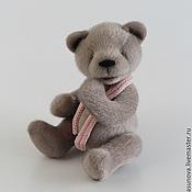 Куклы и игрушки ручной работы. Ярмарка Мастеров - ручная работа Мишка Тедди Володька - Мягкая игрушка. Handmade.